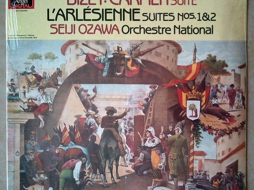 Sealed EMI Digital   OZAWA/BIZET - Carmen Suites, L'Arlésienne Suites Nos. 1 & 2