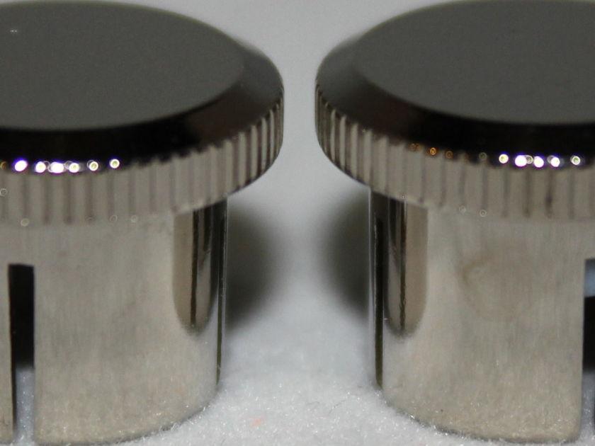Apollo AV 50 pack  RCA Noise Reducing Caps with Teflon insulation