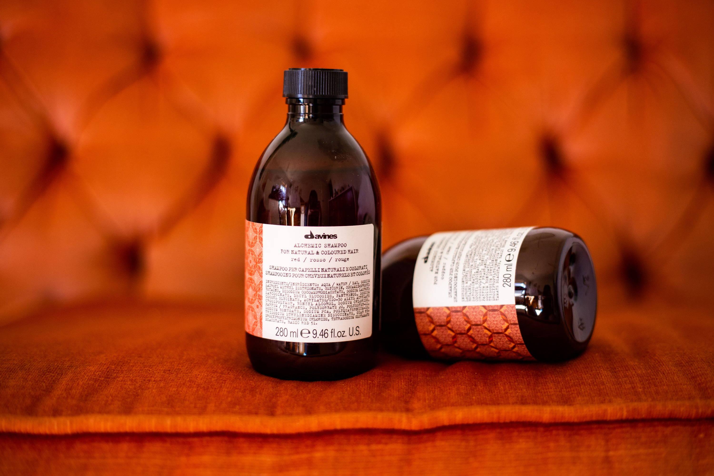 Davines Alchemic pigmented shampoo