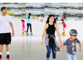 LeFrak Center - Family Season Pass for Roller Skating