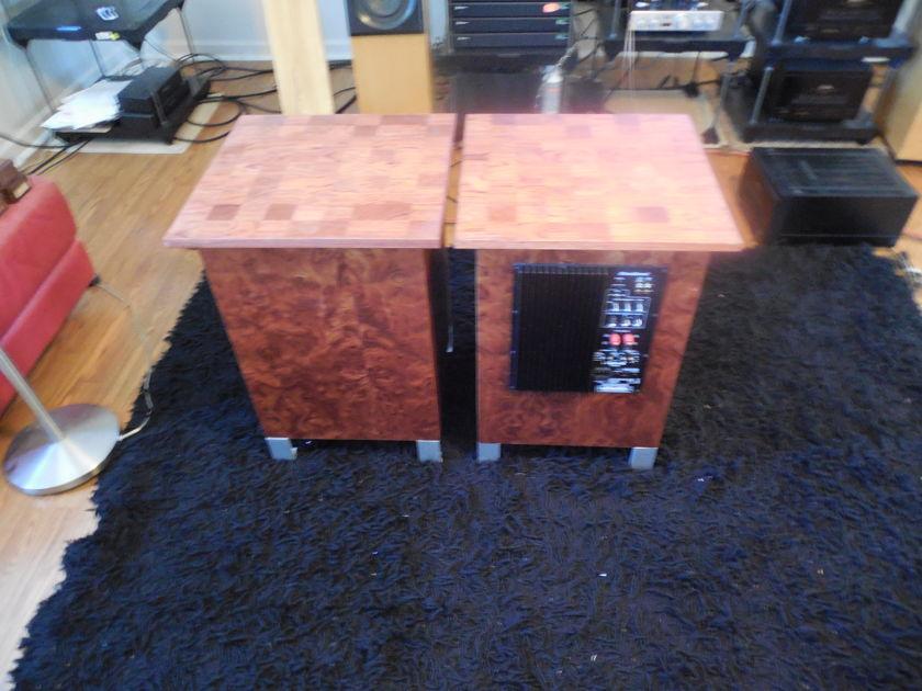 "Pair of custom Rythmik Audio  Rymthik DS1200 12""  Subwoofers"