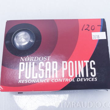 Pulsar Points Isolation Feet; Set of 4