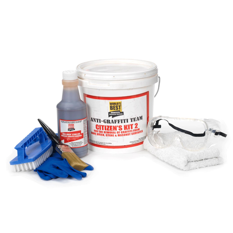 graffiti removal kit