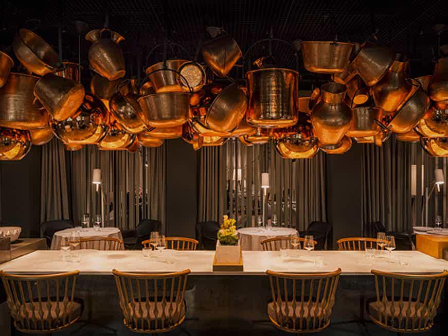Famous And Fabulous Restaurant Interior Design