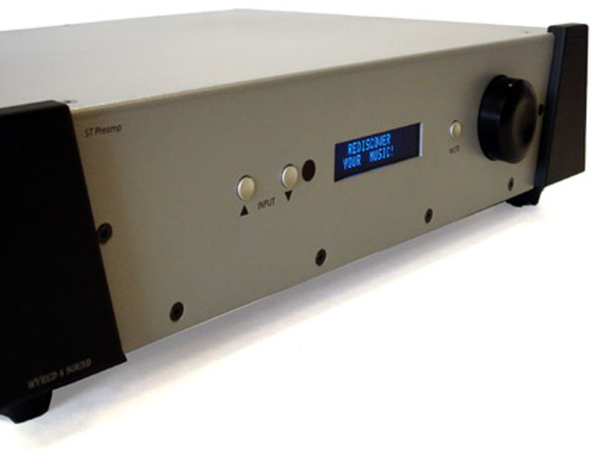 Wyred 4 Sound Modified STP/SE  Superb preamps now even better