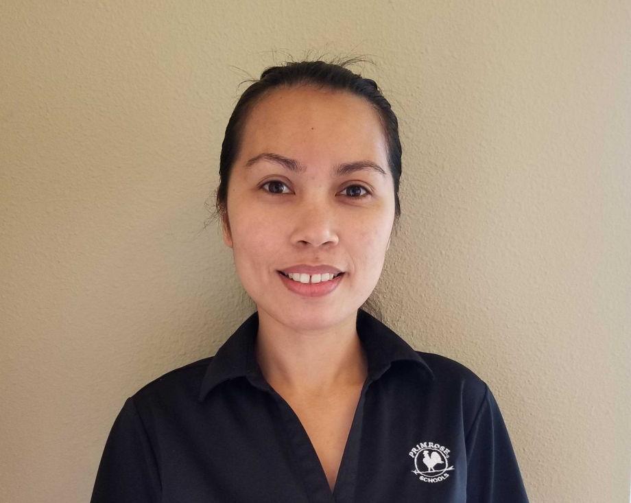 Ms. Wamie Pojeska , Infant Assistant