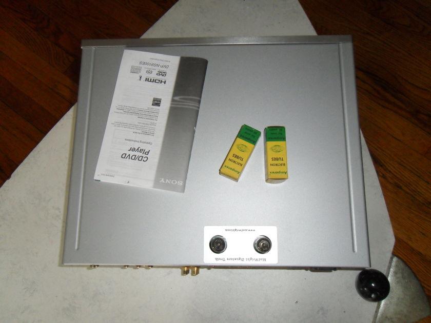 ModWright  Sony NS9100ES Signature truth. CD/SACD..