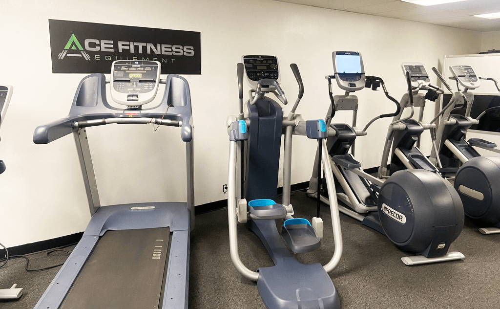 Precor AMT 835 in Long Beach CA, Precor elliptical AMT 835 open stride in Long Beach CA, Long Beach CA Precor AMT for sale