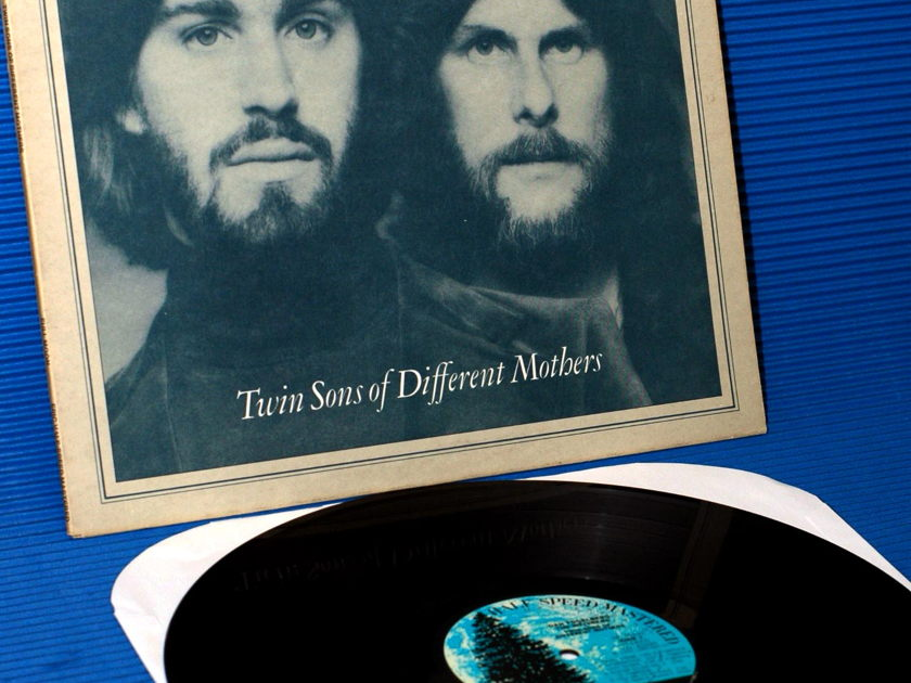 """FOGELBERG/WEISBERG -  - """"Twin Sons of Different Mothers"""" -  CBS Mastersound Audiophile pressing"""
