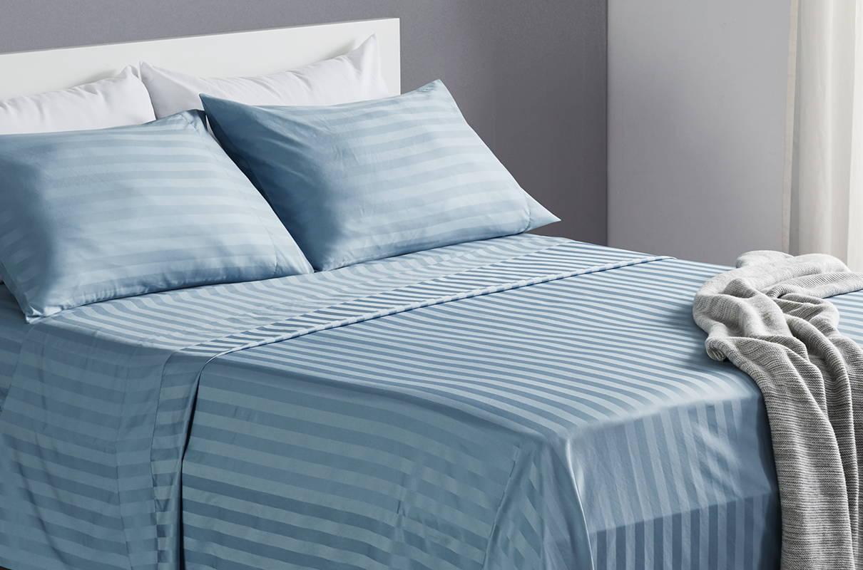 sleep zone bedding website store products collection comforter  sheets blue bedroom