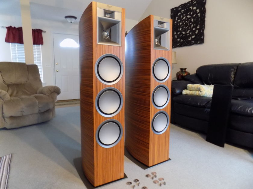 klipsch palladium p 38f in natural finish full range audiogon. Black Bedroom Furniture Sets. Home Design Ideas