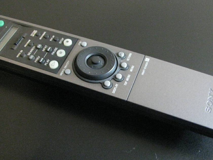 Sony DVP-NS999ES with remote and box
