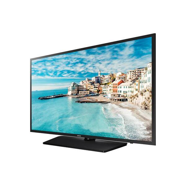 "Samsung HG32NJ470NFXZA 32"" Hotel hospitality TV 470 Series LYNK DRM Side Angle Right"