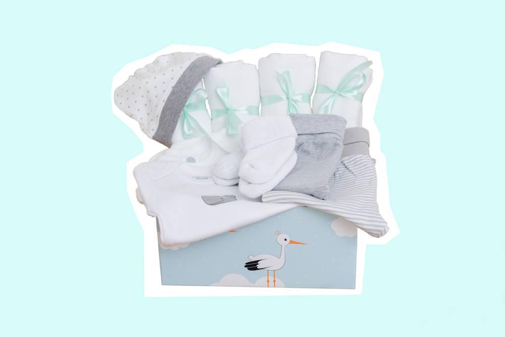 Baby Box als Babystarterset von Taidasbox