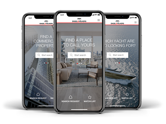 Hondarribia-Irun - Property search made easy: the Engel & Völkers app provides access to over 70,000 properties and exclusive yachts. Now also for Android!