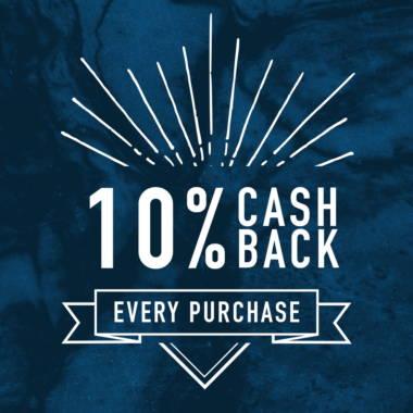 INTENZE Tattoo Ink Premium Membership Benefit 10% Cashback Every Purchase