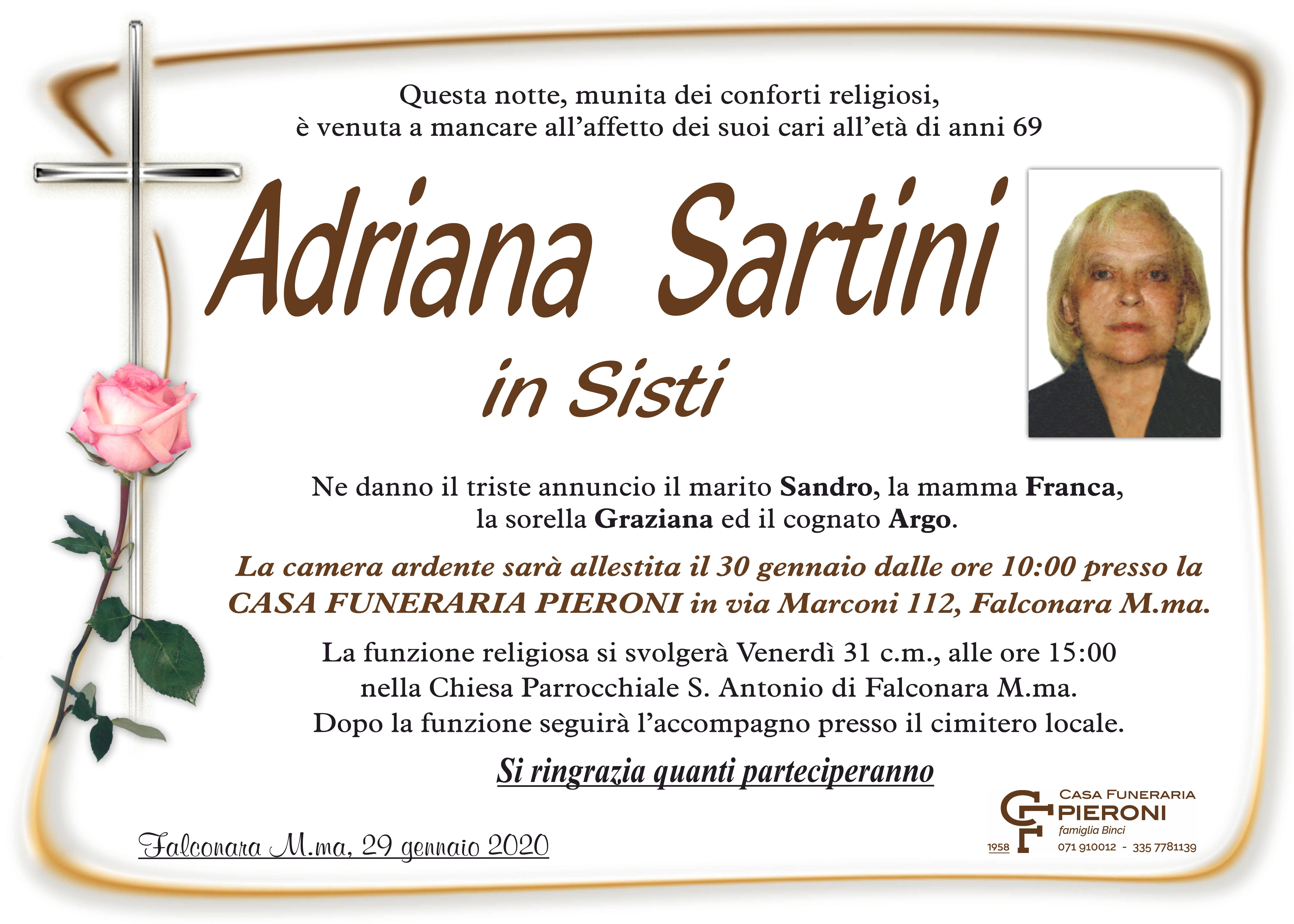 Adriana Sartini