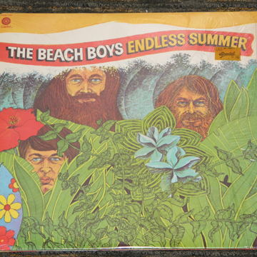 """Endless Summer"" 2LP set in Gatefold cover."