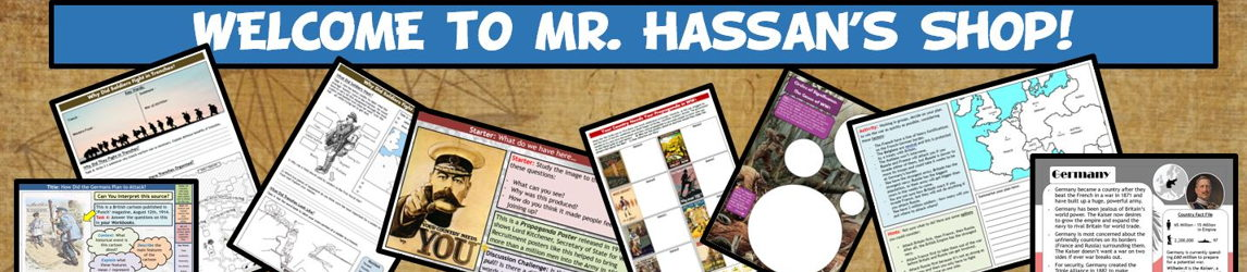 Mr. Hassan History Resources