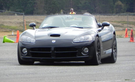 August Viper Autocross