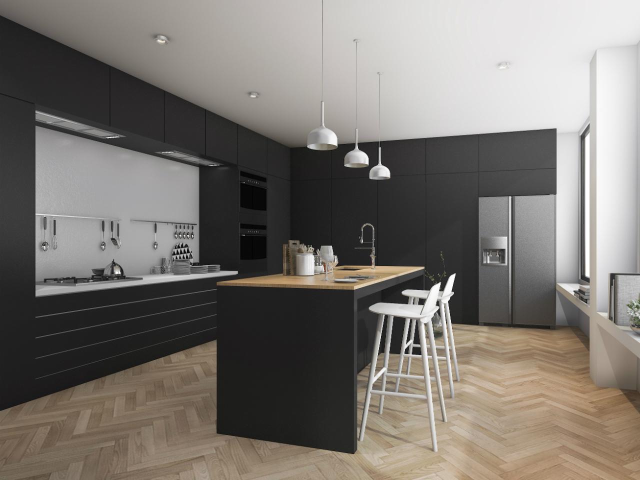 8 Tipps Für Mehr Platz In Ihrer Minimalistischen Küche