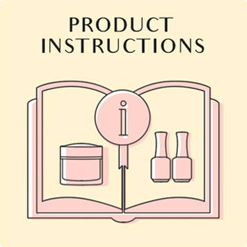 igel beauty product instructions