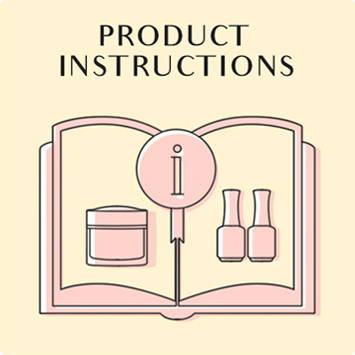 igel beauty product instructions