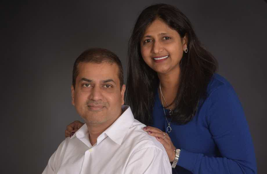 Franchise Owners of Primrose School Sandeep & Anu Kudrimoti