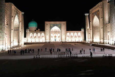 Tour to Uzbekistan (6days)