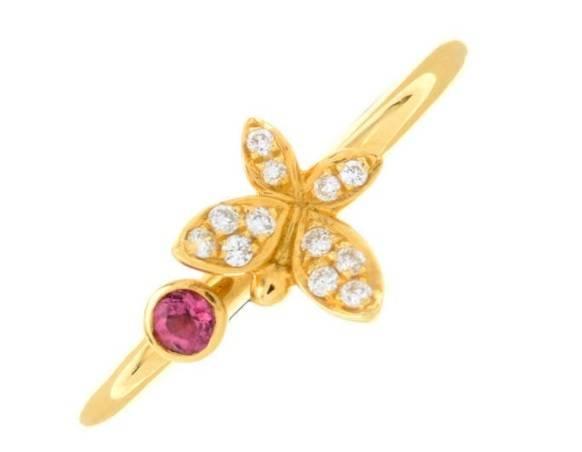 Bespoke diamond  and sapphire rings in Surrey - Pobjoy Diamonds