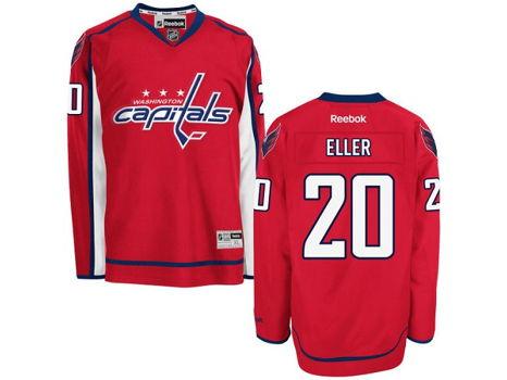 Signed Eller Official Player Jersey