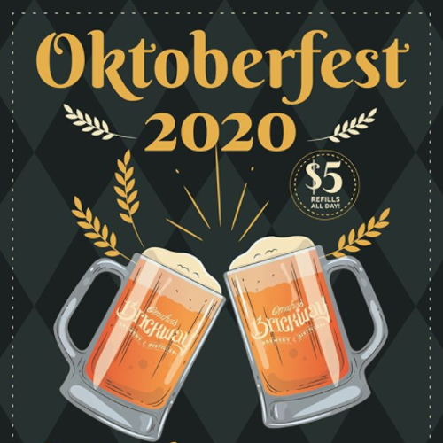 Picture of It's that time of year, y'all! We're excited to be throwing a COVID-safe Oktoberfest celebration all-dang-day on Sunday, September 20th.