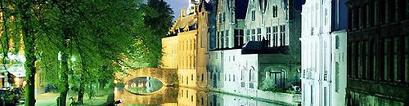 Сказочный город Брюгге, Бельгия