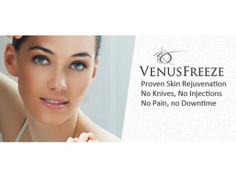 One Session of Venusfreeze or Therm1250 #2