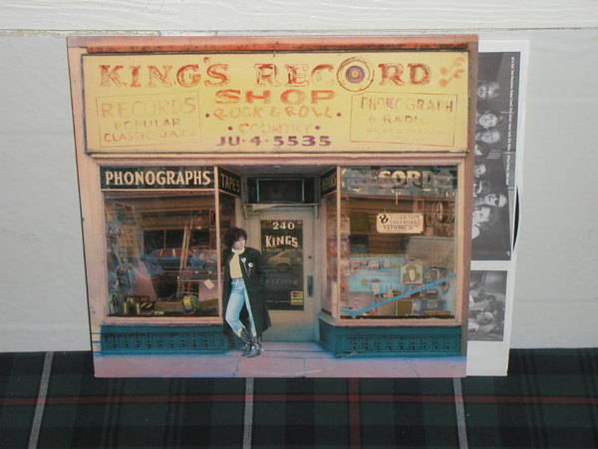 Roseanne Cash - King's Record Shop Columbia  from 1987