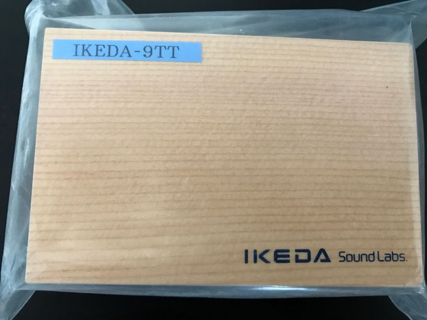 Ikeda 9TT Stereo MC ** Brand New In The Box ** 50% off not to be missed!! Only 1