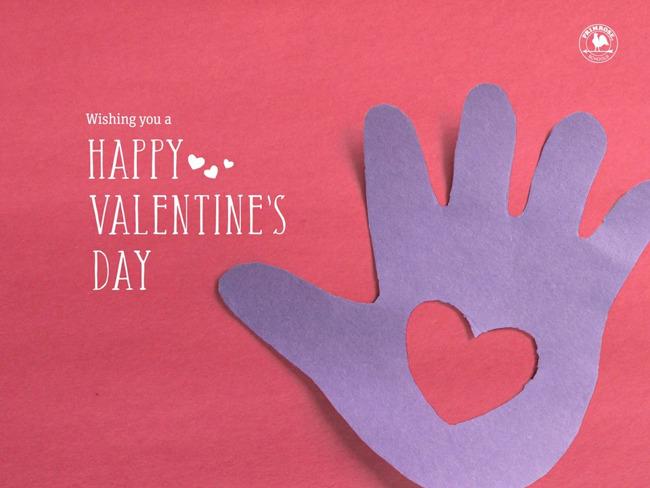 valentines day exchange and classroom celebration