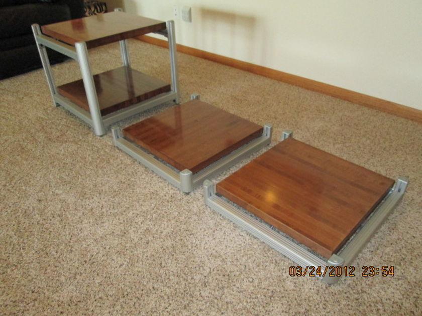 Steve Blinn Designs Amp Stands - Maple