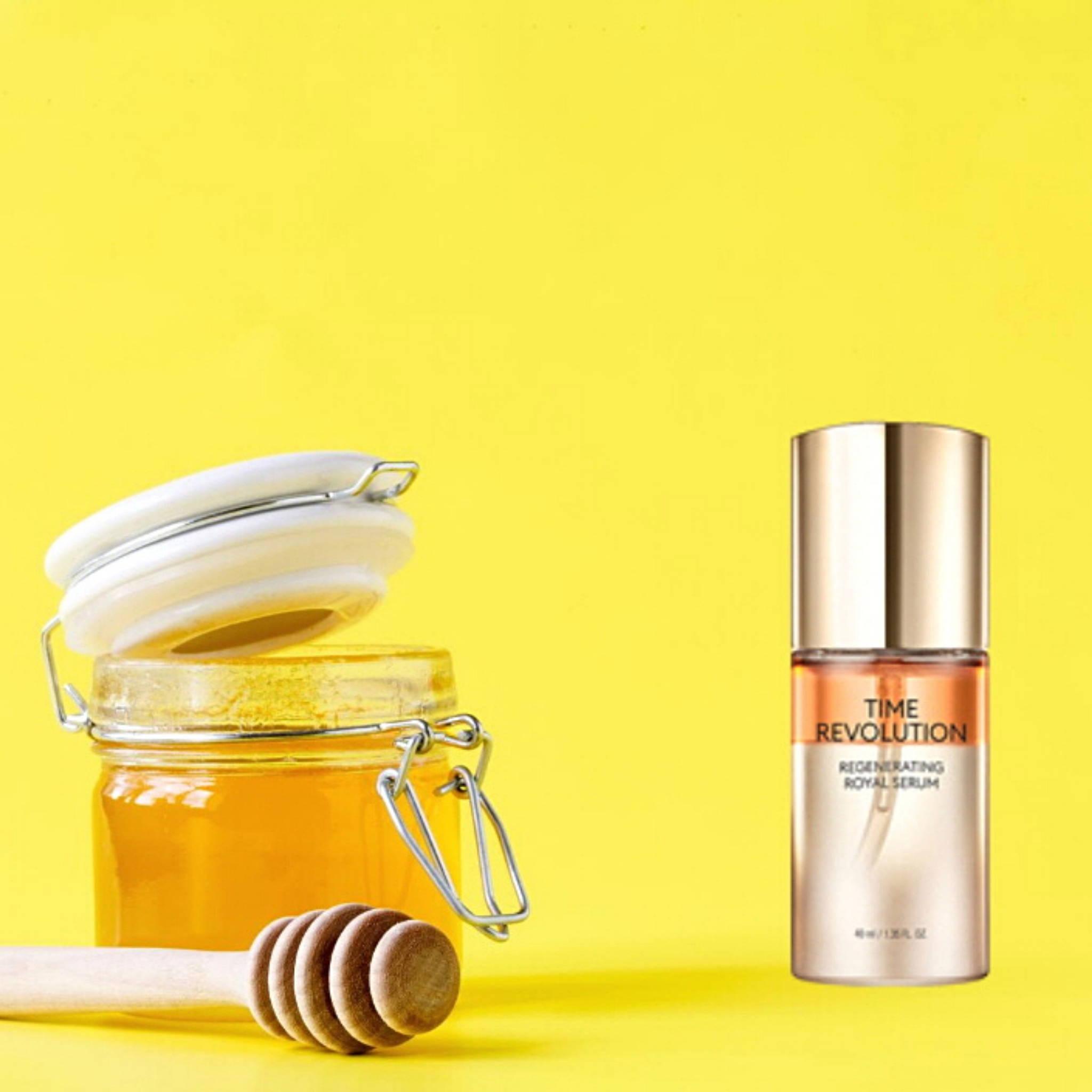 Collagen Face Treatments - Missha Regenerating Royal Serum
