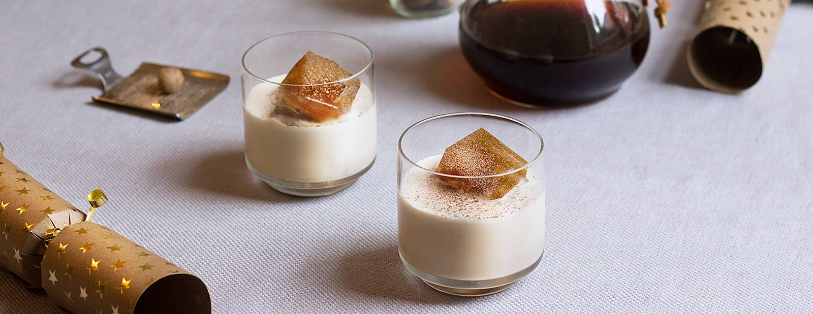 Two White Russians Served Up