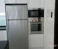 thashwin-renovators-modern-malaysia-selangor-dry-kitchen-wet-kitchen-contractor