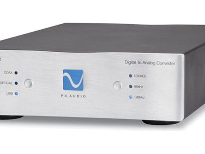PS Audio Digital Link 3 amazing DAC