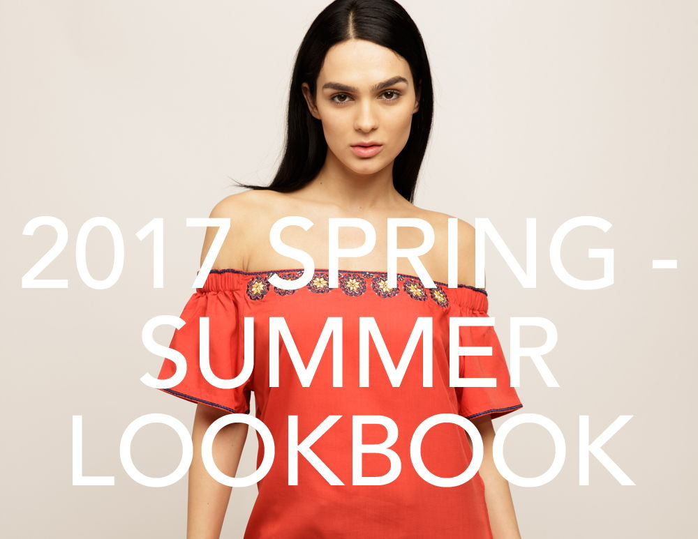 2017 Spring-Summer Lookbook