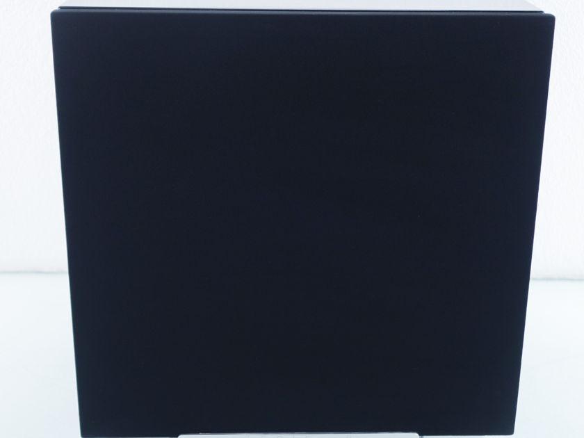 REL Acoustics R-528 500 Watt Powered Subwoofer; Gloss Black (9491)