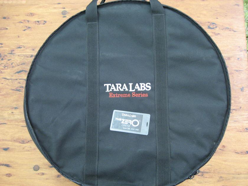 Tara Labs The Zero Onyx with HFX, XLR, 1.0M(Now Reduced!)