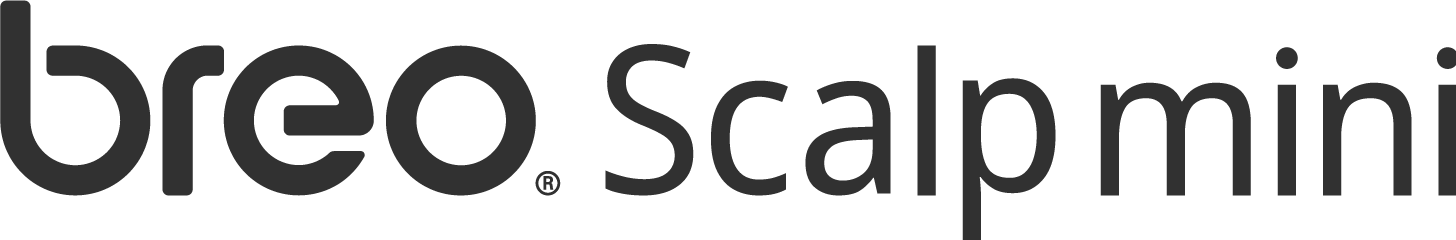 Breo Scalp mini logo