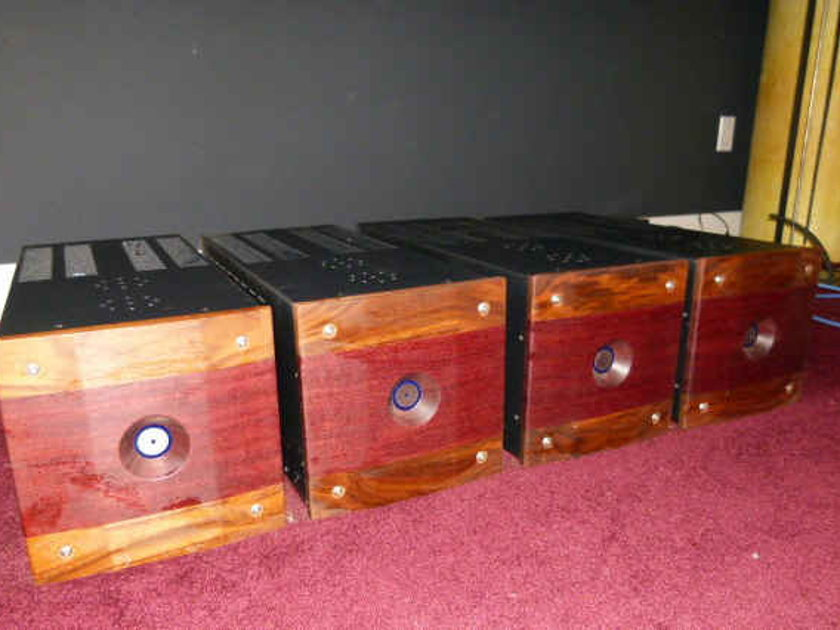 Blue Circle Audio AG-8000 monoblocks