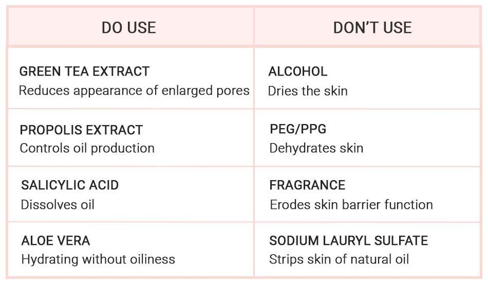 Korean skin care oily skin guide