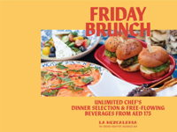 FRIDAY BRUNCH   image