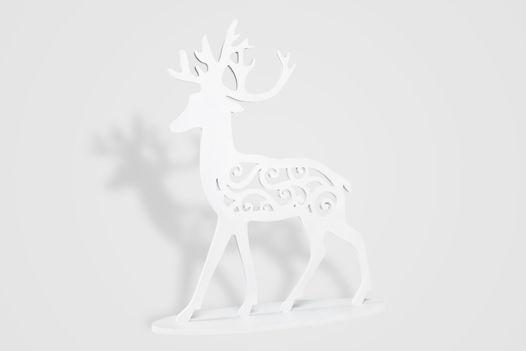 Рождественский Олень 80см